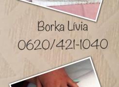Borka Lívia - Körmös